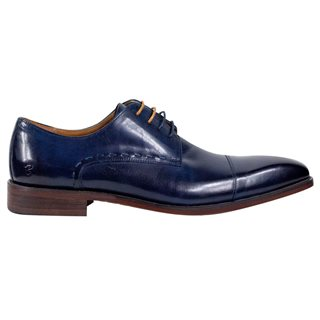 Benetti Navy Arthur Dress Shoe