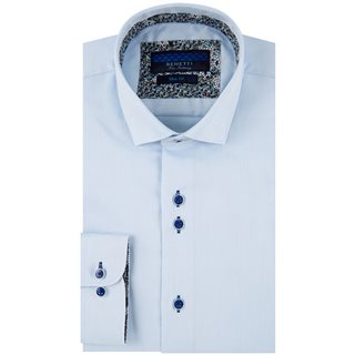 Benetti Sky Blue Portland Dress Shirt