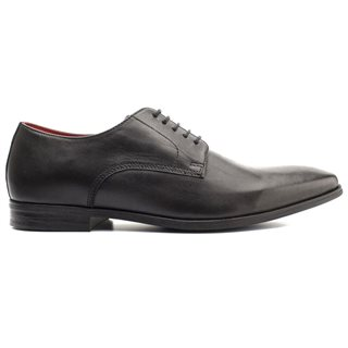 Base London George Dress Shoe Black
