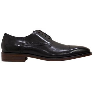 Benetti Black Arthur Dress Shoe
