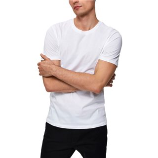 Selected Homme Bright White O-Neck Perfect T-Shirt