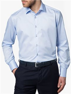 Eterna Modern Fit Plain Shirt