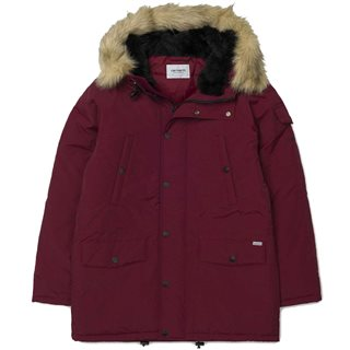 Carhartt WIP Mulberry Anchorage Parka Jacket