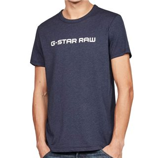 G-Star Loaq T-Shirt Sartho Blue Heather