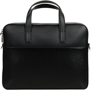 BOSS Black Focus Slim Document Bag