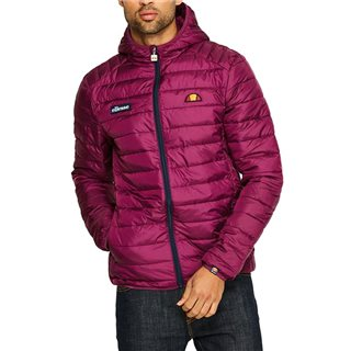 Ellesse Purple Lombardy Padded Jacket