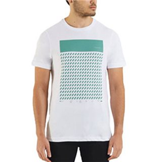 Farah Chestering Graphic Tee White