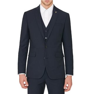 Farah Henderson Mix & Match Jacket True Navy