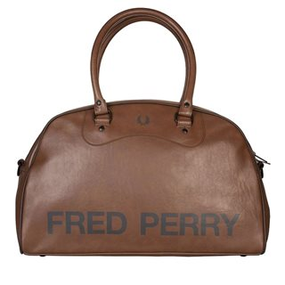 Fred Perry Classic Grip Bag Tan