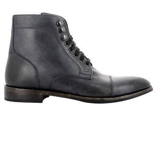 Gordon And Bros Alessio Dress Boot Grey