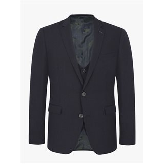 Remus Uomo Suits Luca Slim Fit Pin Stripe Suit