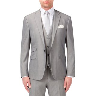 Skopes Joseph Tailored Jacket Silver