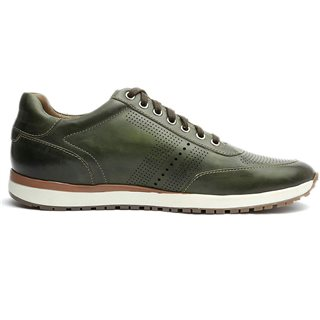 Gordon And Bros Conte Trainer Green