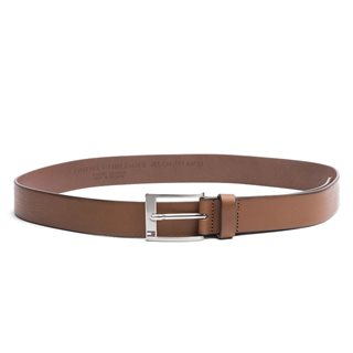 Tommy Accessories Tommy Hilfiger New Ally Belt Dark Tan