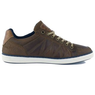 Tommy Bowe Footwear Cregan Casual Shoe Camel