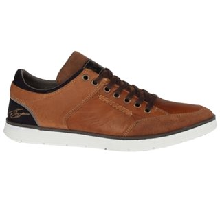 Tommy Bowe Footwear Camel Stockdale Lace Up Trainers