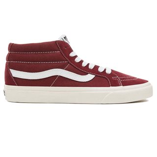 Vans Footwear Retro Sport Sk8-Mid Trainer Port Royale