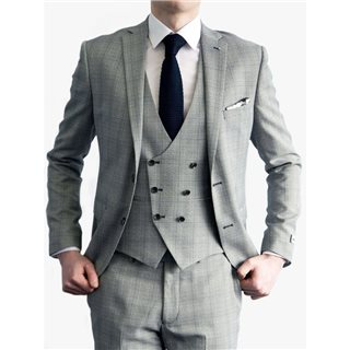 Lambretta Check Suit