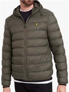 Lyle & Scott Lightweight Puffer Jacket Sage