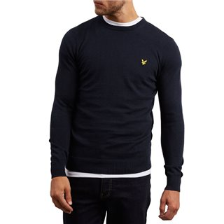 Lyle & Scott Cotton Merino Sweater