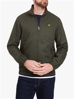 Lyle & Scott Harrington Jacket Dark Sage