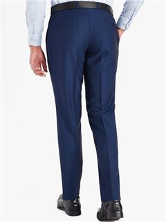 Remus Uomo Remus Dress Trouser Blue