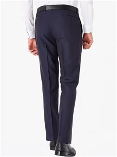 Remus Uomo Leroy Dress Trousers Navy