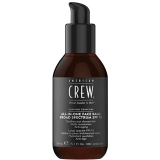 American Crew All In One Face Balm Spf15 150ml