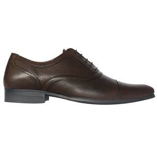 Red Tape Brown Potton Dress Shoe