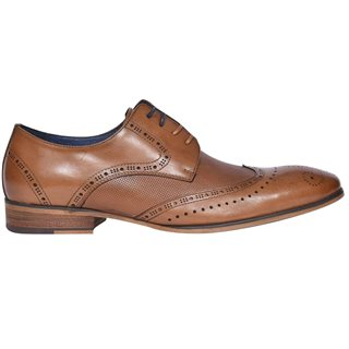 Tommy Bowe Footwear Whiskey Twickenham Brogue