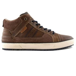 Tommy Bowe Footwear Conway Mid Boot Camel