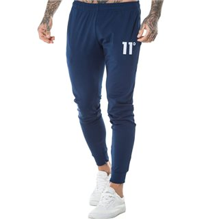 11 Degrees Navy Core Poly Joggers