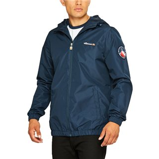 Ellesse Dress Blue Terrazzo Jacket
