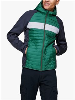 Jack & Jones Core Evergreen Quilted Jacket