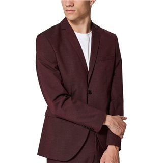 Selected Homme Slim Noos Blazer Fudge