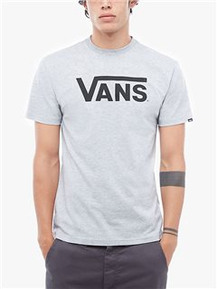 Vans Clothing Athletic Heather Classic Crew Neck T-Shirt
