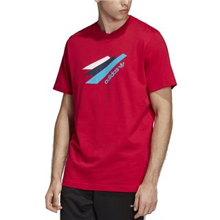 adidas Originals Red Palmeston T-Shirt