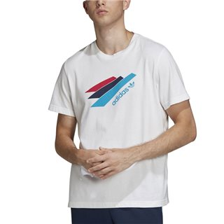 adidas Originals White Palmeston T-Shirt