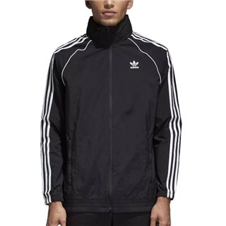 adidas Originals Black Sst Windbreaker