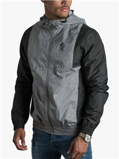 Gym King Headlock Windbreaker Charcoal