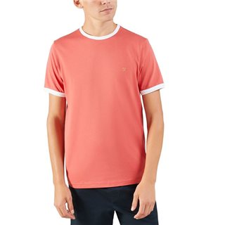 Farah Redcoat Groves Ringer T-Shirt