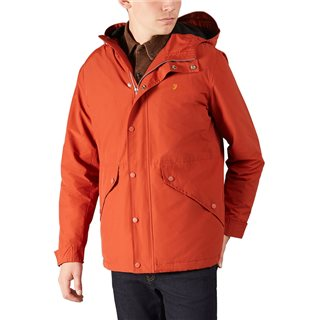 Farah Rust Brodie Zipped Jacket
