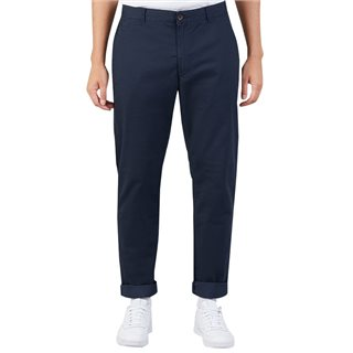 Farah True Navy Elm Twill Chino