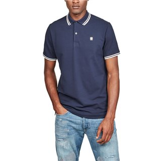 G-Star Dunda Slim Tipped Polo Shirt