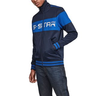 G-Star Sartho Blue Alchesai Slim Track Top