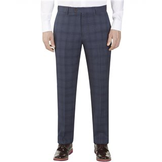Skopes Moseley Check Suit Tailored Trouser