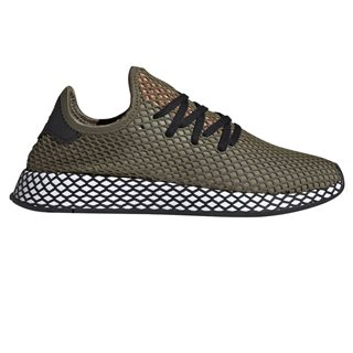 adidas Originals Khaki Deerupt Runner Shoes