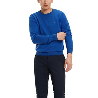Tommy Hilfiger Sky Captain Cool Comfort Zip-Through Sweater