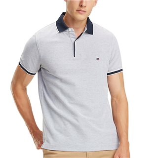 Tommy Hilfiger Sky Captain Oxford Slim Fit Polo
