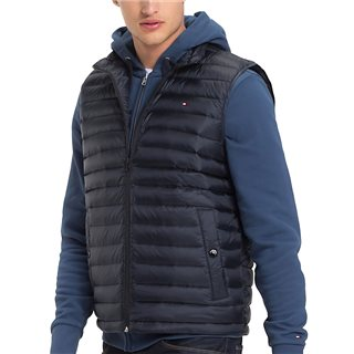 Tommy Hilfiger Sky Captain Down-Padded Gilet